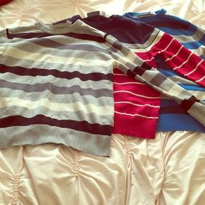 Boys Knit Sweater tops size 7/8